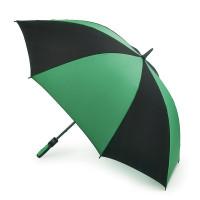 Зонт-гольфер Fulton Cyclone S837 - Black Green (Черный/зеленый)