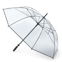 Зонт-гольфер Fulton Clearview S841 - Clear (Прозрачный)