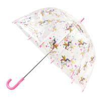 Детский зонт-трость Fulton Funbrella-4 C605 Bella The Unicorn (Единорожки)