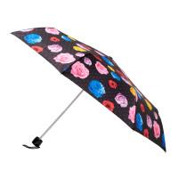 Женский зонт Fulton Minilite-2 L354 Flower Bomb (Цветочная бомба)