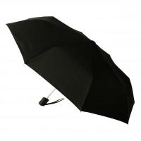 Мужской зонт Fulton Open & Close-17 G819 Black (Черный)