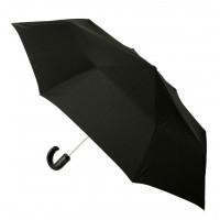 Мужской зонт Fulton Open & Close-11 G820 Black (Черный)