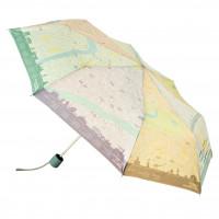 Женский зонт Fulton Brollymap L761 London Map (Карта Лондона)