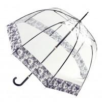 Женский зонт Fulton Birdcage-2 Luxe L866 Photo Rose (Розы)