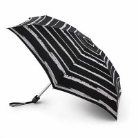 Женский мини зонт Fulton Tiny-2 L501 Space Stripe (Космическая полоса)