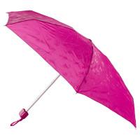 Женский мини зонт Fulton Tiny-2 L501 Gloss Floral (Глянцевый цветочек)