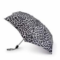 Женский мини (карманный) зонт Fulton L501 Tiny-2 Mono Cheetah (Гепард)