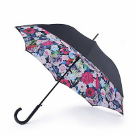 Женский зонт-трость Fulton L754 Bloomsbury-2 Vibrant Floral (Яркие цветы)
