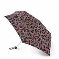 Женский зонт Lulu Guinness by Fulton Minilite-2 L869 Dotty Lips (Губы)