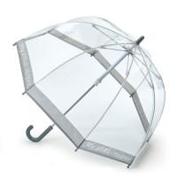 Детский зонт-трость прозрачный Fulton Funbrella-4 C605 - My Little Helper (Мой маленький помощник)