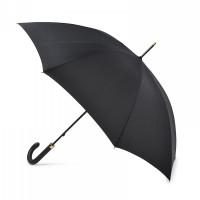 Мужской зонт-трость механический Fulton Minister G809 - Black (Черный)