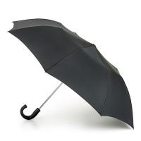 Мужской зонт полуавтомат Fulton Ambassador G518 - Black (Черный)