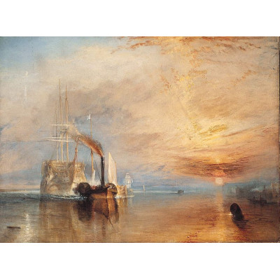 Женский зонт Fulton The National Gallery Tiny-2 L794 Fighting Temeraire (Борьба)