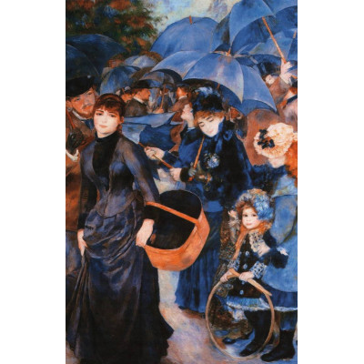 Женский зонт Fulton The National Gallery Minilite-2 L849 - The Umbrellas (Зонты)