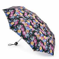 Зонт женский Fulton Minilite-2 L354 Neon Garden (Неоновые Цветы)