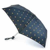 Женский мини зонт Fulton Tiny-2 L501 Freddy Fox (Лис Фредди)