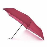 Зонт женский Fulton Aerolite-1 UV L891 Dark Red (Темно-красный)