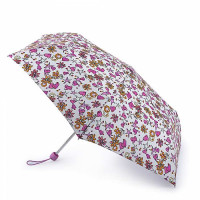 Женский зонт Fulton Superslim-2 L553 - Sketch Heart (Эскиз сердца)