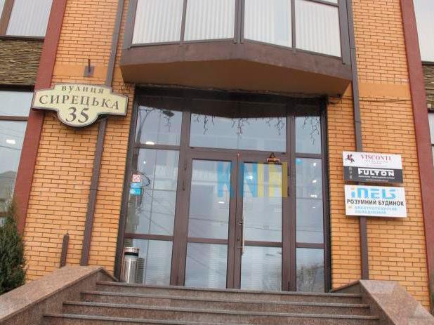 Шоурум интернет-магазина английских зонтов Fulton Ukraine